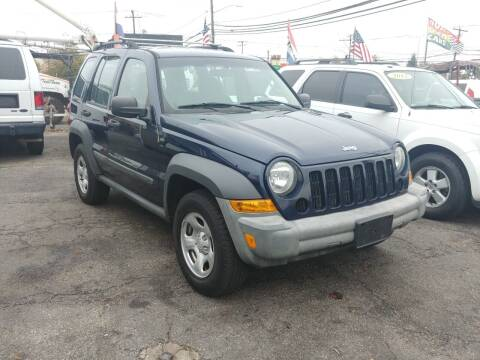 2006 Jeep Liberty for sale at Viking Auto Group in Bethpage NY