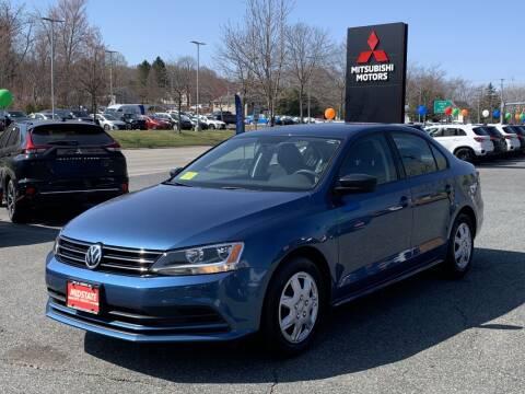 2015 Volkswagen Jetta for sale at Midstate Auto Group in Auburn MA