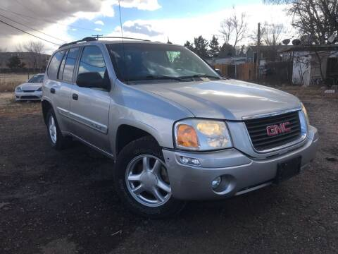 2005 GMC Envoy for sale at 3-B Auto Sales in Aurora CO