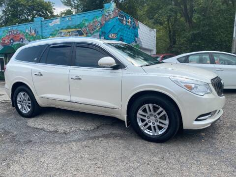 2013 Buick Enclave for sale at Showcase Motors in Pittsburgh PA