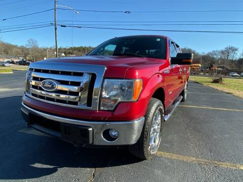 2014 Ford F-150 for sale at Smith's Cars in Elizabethton TN
