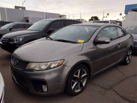 2010 Kia Forte Koup for sale at Camelback Volkswagen Subaru in Phoenix AZ