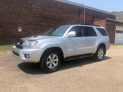 2008 Toyota 4Runner for sale at Jim's Hometown Auto Sales LLC in Byesville OH
