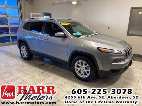 2015 Jeep Cherokee for sale at Harr's Redfield Ford in Redfield SD