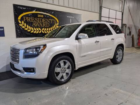 2014 GMC Acadia for sale at LIDTKE MOTORS in Beaver Dam WI