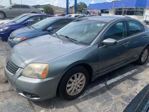 2009 Mitsubishi Galant for sale at Castle Used Cars in Jacksonville FL