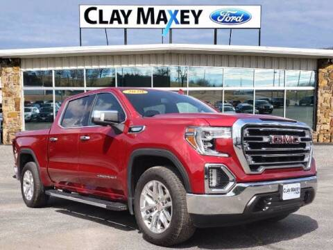 2020 GMC Sierra 1500 for sale at Clay Maxey Ford of Harrison in Harrison AR
