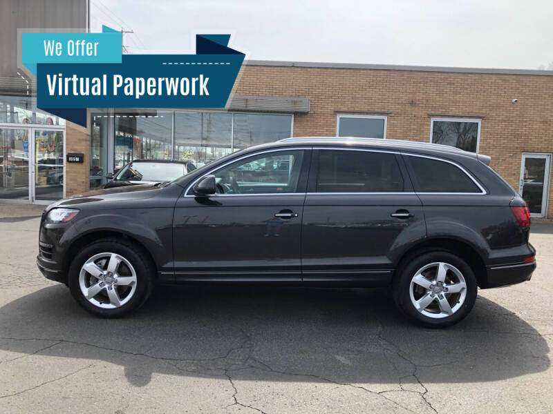 2015 Audi Q7 for sale at Auto Sport INC in Grand Rapids MI