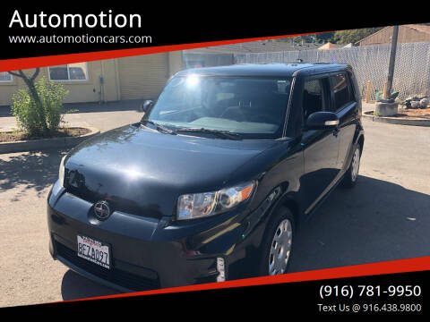 2015 Scion xB for sale at Automotion in Roseville CA