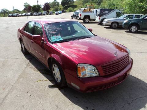 2002 Cadillac DeVille for sale at Barney's Used Cars in Sioux Falls SD