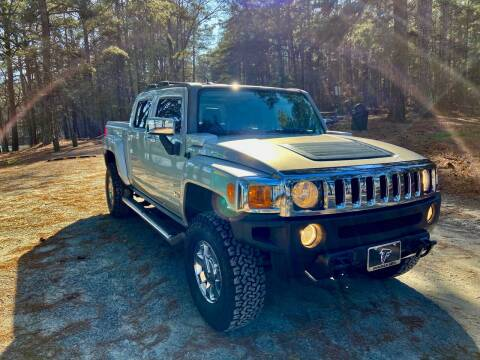 2010 HUMMER H3T for sale at Classic Investments in Marietta GA