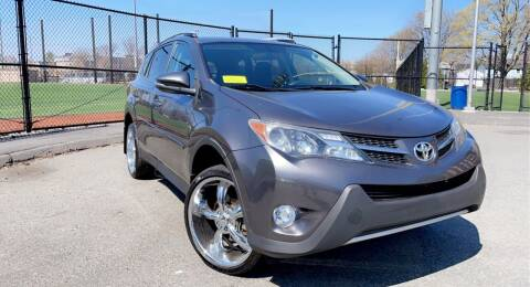 2014 Toyota RAV4 for sale at Maxima Auto Sales in Malden MA