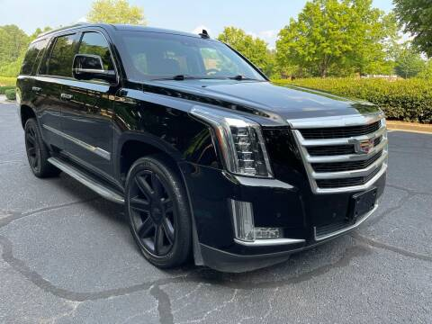 2015 Cadillac Escalade for sale at United Luxury Motors in Stone Mountain GA