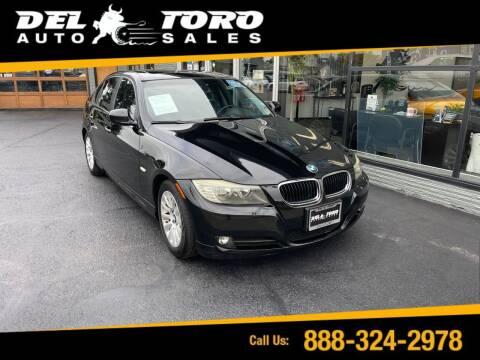 2009 BMW 3 Series for sale at DEL TORO AUTO SALES in Auburn WA
