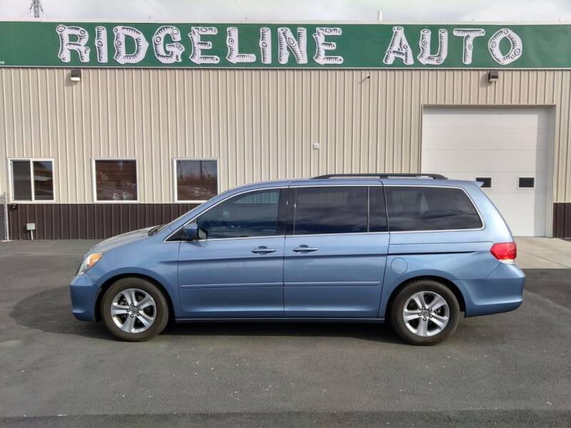 2009 Honda Odyssey for sale at RIDGELINE AUTO in Chubbuck ID