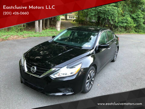 2018 Nissan Altima for sale at Eastclusive Motors LLC in Hasbrouck Heights NJ