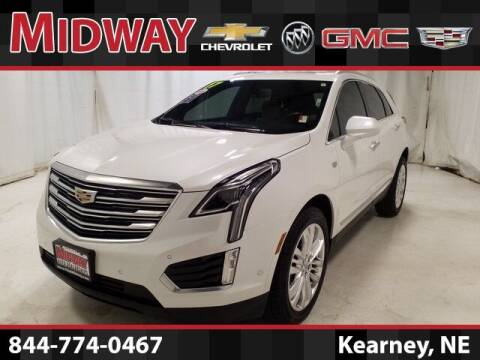 2017 Cadillac XT5 for sale at Heath Phillips in Kearney NE
