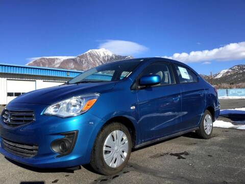 2019 Mitsubishi Mirage G4 for sale at Painter's Mitsubishi in Saint George UT