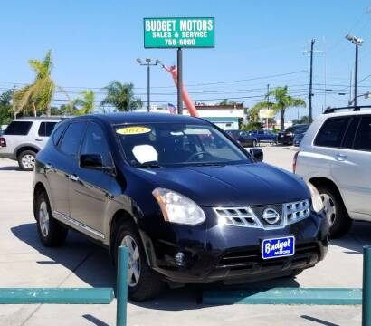 2013 Nissan Rogue for sale at Budget Motors in Aransas Pass TX