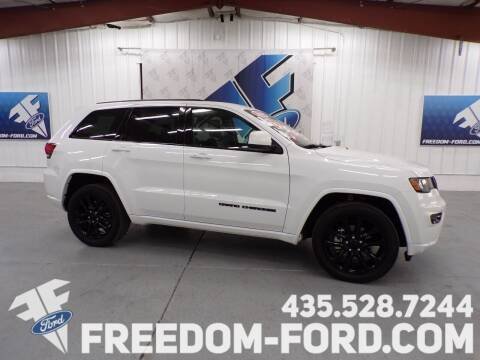 2018 Jeep Grand Cherokee for sale at Freedom Ford Inc in Gunnison UT
