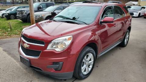 2010 Chevrolet Equinox for sale at GA Auto IMPORTS  LLC in Buford GA