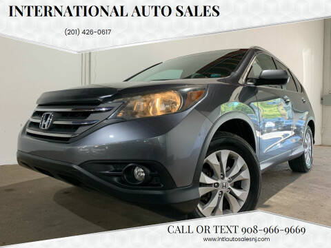 2013 Honda CR-V for sale at International Auto Sales in Hasbrouck Heights NJ