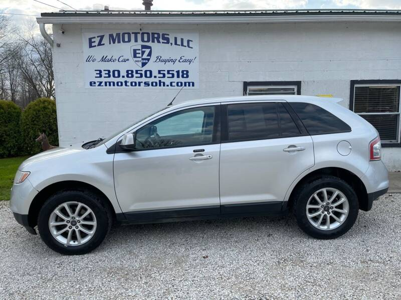 2010 Ford Edge for sale at EZ Motors in Deerfield OH