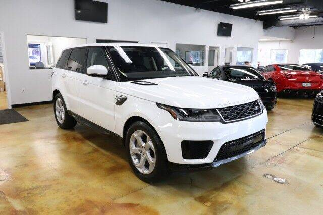2018 Land Rover Range Rover Sport for sale at RPT SALES & LEASING in Orlando FL