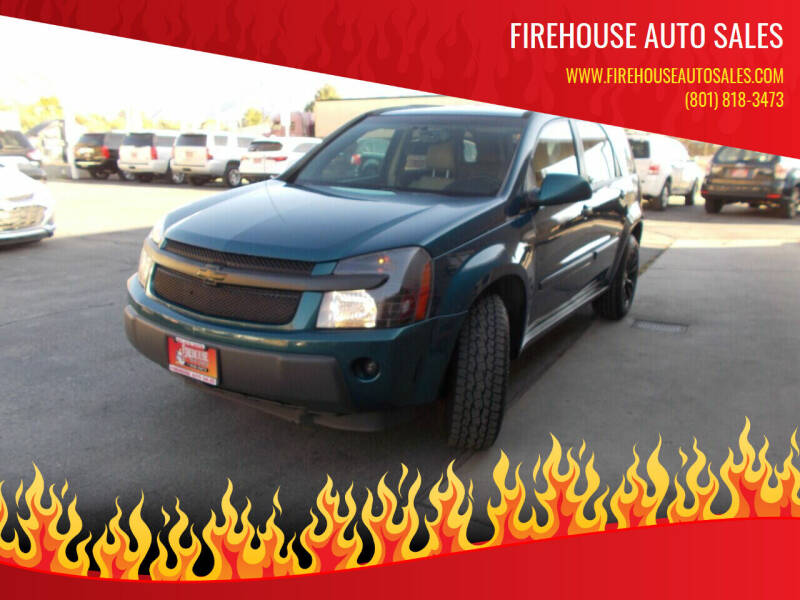 2006 Chevrolet Equinox for sale at Firehouse Auto Sales in Springville UT