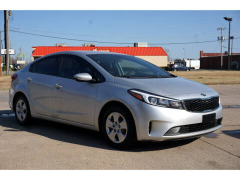 2018 Kia Forte for sale at Sand Springs Auto Source in Sand Springs OK