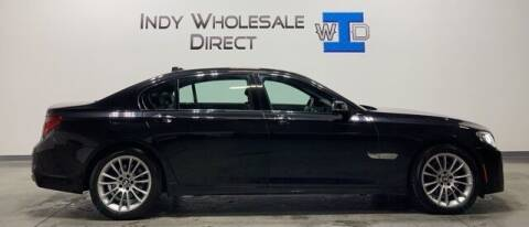 2013 BMW 7 Series for sale at Indy Wholesale Direct in Carmel IN