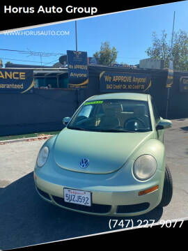 2006 Volkswagen New Beetle for sale at Alliance Auto Group Inc in Fullerton CA