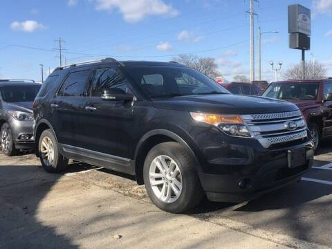 2015 Ford Explorer for sale at SOUTHFIELD QUALITY CARS in Detroit MI