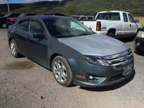 2012 Ford Fusion for sale at Troys Auto Sales in Dornsife PA