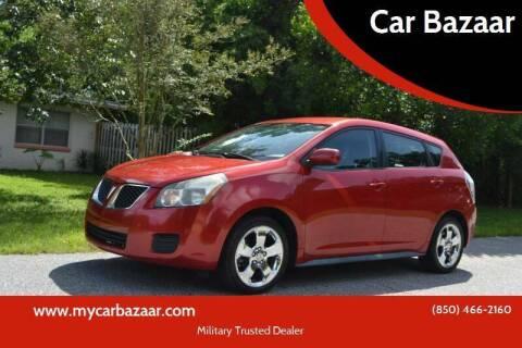 2009 Pontiac Vibe for sale at Car Bazaar in Pensacola FL