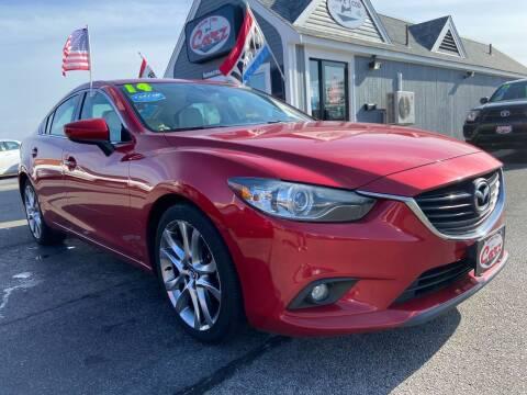 2014 Mazda MAZDA6 for sale at Cape Cod Carz in Hyannis MA