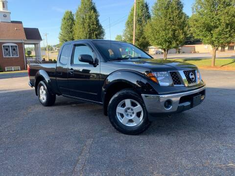 2005 Nissan Frontier for sale at Mike's Wholesale Cars in Newton NC