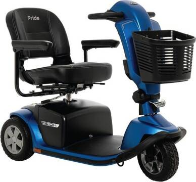 2020 Pride Mobility Victory 10.2 3 Wheel for sale at Affordable Mobility Solutions, LLC - Affordable Mobility Solutions - Mobility Scooters & Lift Chairs in Wichita KS