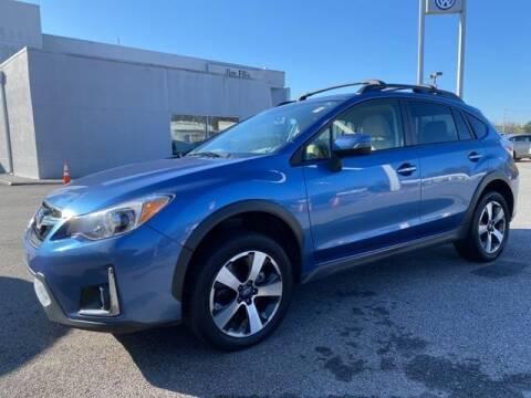 2016 Subaru Crosstrek for sale at CU Carfinders in Norcross GA