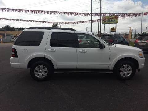 2009 Ford Explorer for sale at Kenny's Auto Sales Inc. in Lowell NC