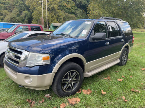 2010 Ford Expedition for sale at Trocci's Auto Sales in West Pittsburg PA