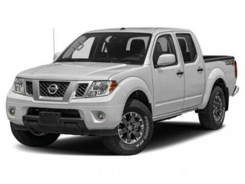 2019 Nissan Frontier for sale at Hawk Ford of St. Charles in St Charles IL