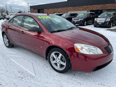 2008 Pontiac G6 for sale at Motor City Auto Auction in Fraser MI