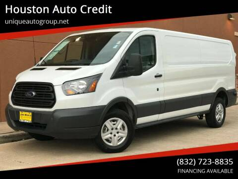 2018 Ford Transit Cargo for sale at Houston Auto Credit in Houston TX