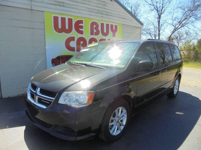 2014 Dodge Grand Caravan for sale at Right Price Auto Sales in Murfreesboro TN