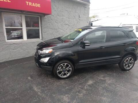 2019 Ford EcoSport for sale at Economy Motors in Muncie IN