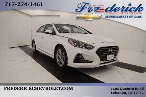 2018 Hyundai Sonata for sale at Lancaster Pre-Owned in Lancaster PA