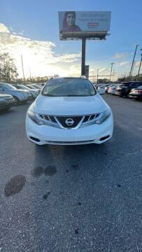 2013 Nissan Murano for sale at Gulf South Automotive in Pensacola FL
