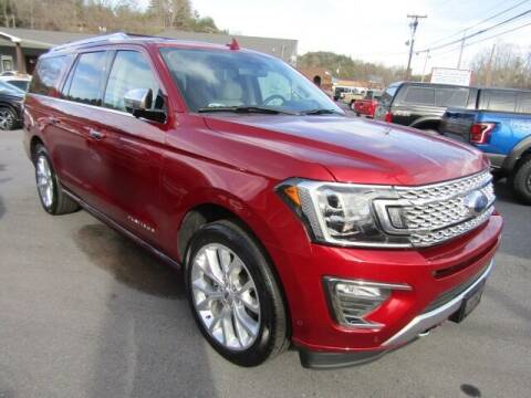2018 Ford Expedition MAX for sale at Specialty Car Company in North Wilkesboro NC