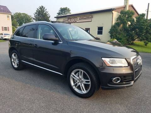 2014 Audi Q5 for sale at John Huber Automotive LLC in New Holland PA